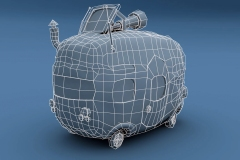 DCDC_Gallery_PinkaStretchoes_caravanblue_wireonfg1